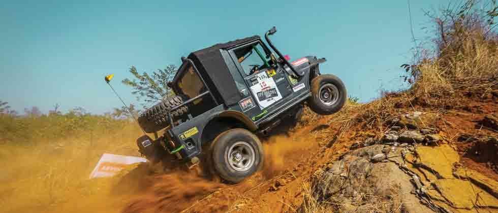 Bhalla, Parmars dominate Off-road Trophy