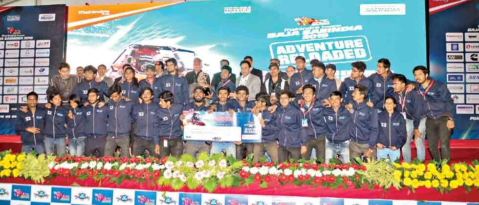 Pune domination continues as COEP wins