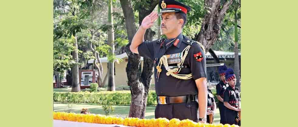 Southern Command celebrates 125th Raising Day
