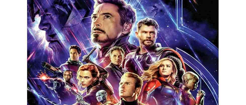 Marvel movie marathon at Cinépolis