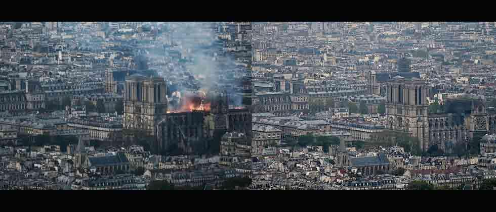 UNESCO experts ready to assist reconstruction of iconic Notre Dame