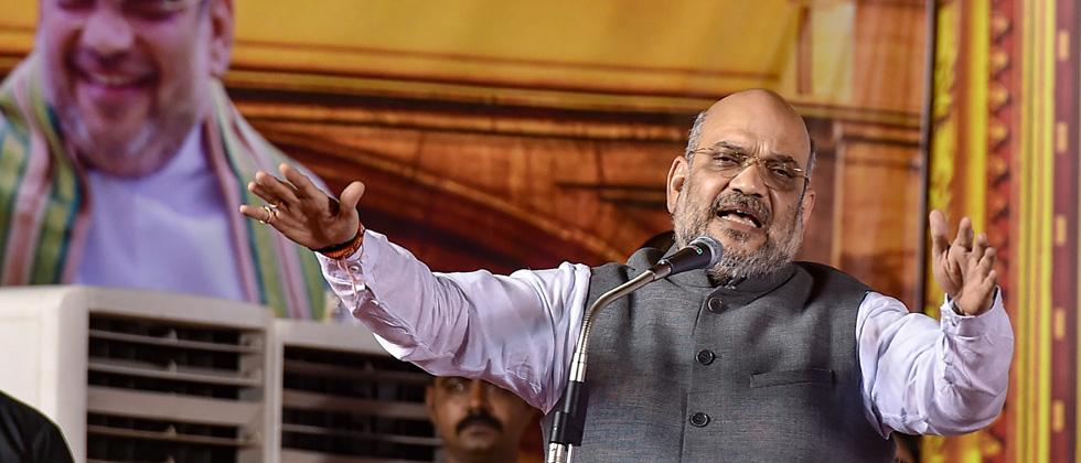 Ram temple construction to begin before polls: Amit Shah