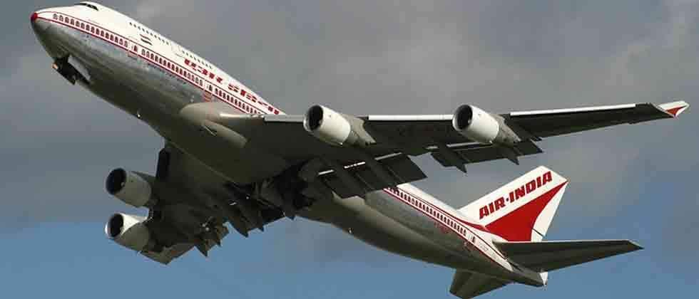 Air India diverts flight to Mumbai after freak accident in TN