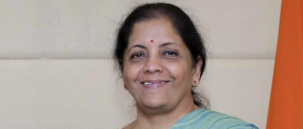 Centre planning to lay OFC in border areas : Sitharaman