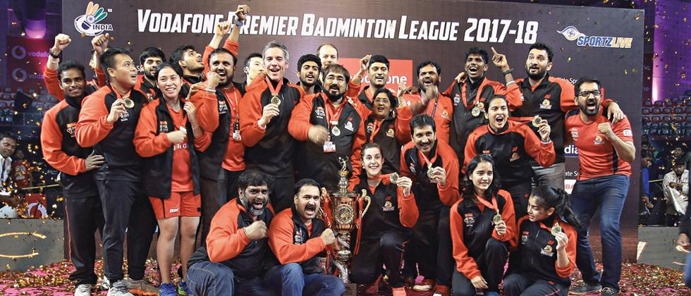 Hyderabad Hunters pip Bengaluru to win PBL title