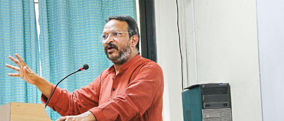 Bezwada Wilson, Indian activist, Founder and National Convenor of Safai Karmachari Andolan