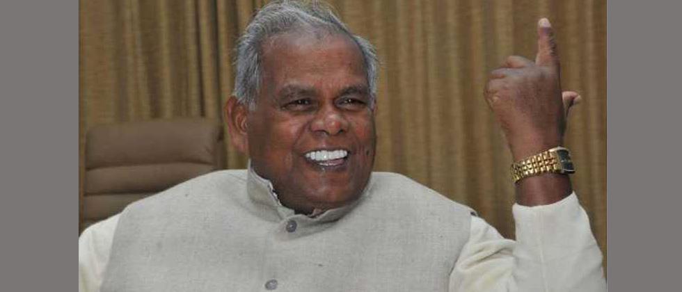Will quit NDA: Jitan Ram Manjhi