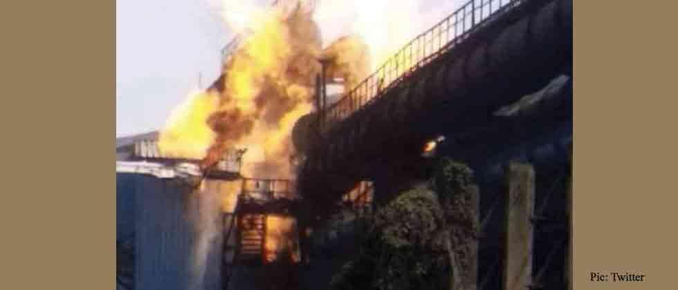 Nine killed, 14 injured in blast at Bhilai Steel Plant