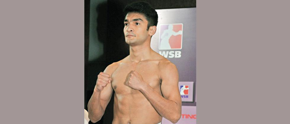 Thapa returns to ring with Indian Tigers in WSB