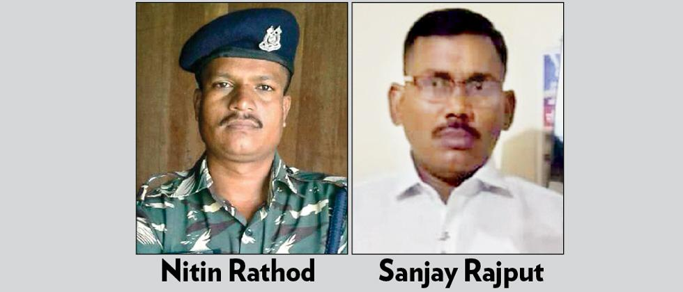 Last rites of 2 CRPF martyrs in Buldhana today