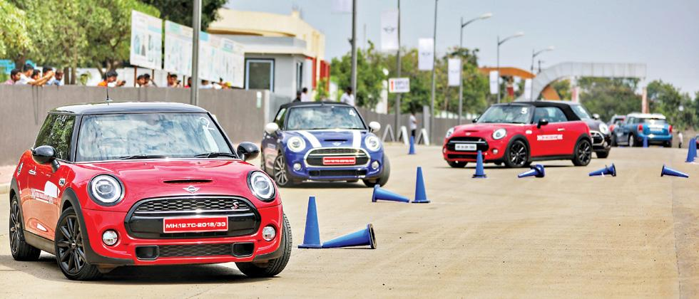 'MINI' delivers majestic performance in Urban Drive