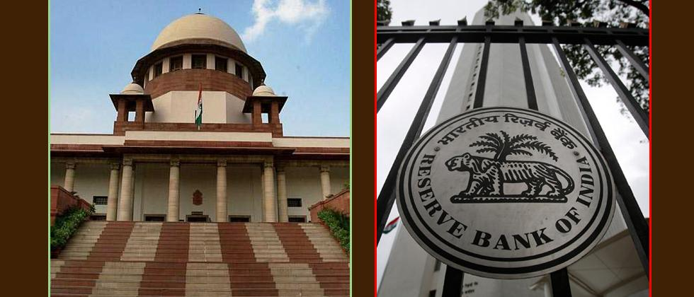 SC quashes RBI circular on insolvency issued last year