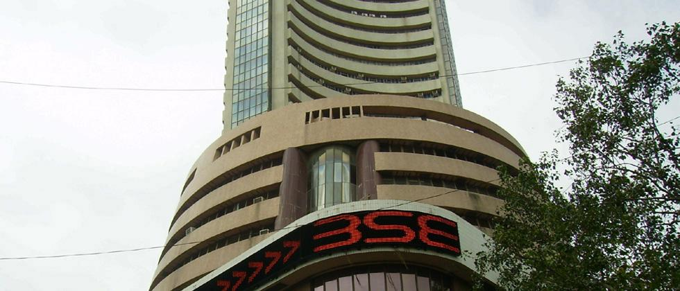 Sensex sheds 95 pts; banking, PSU stocks slip