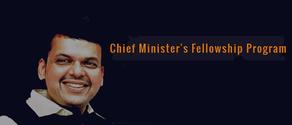 Chief Minister Fellow Programme