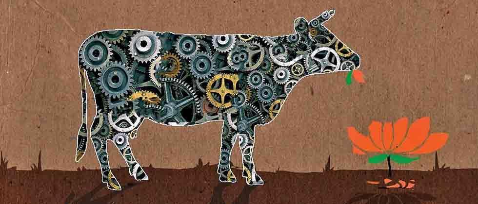 Modi's BJP is not just Congress