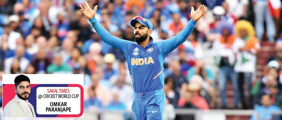 ICC Cricket World Cup 2019: Big cup game eludes Kohli again