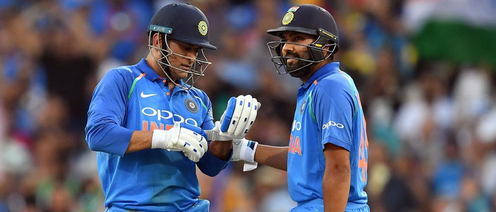 Rohit Sharma's brilliant hundred goes in vain as India lose series-opener