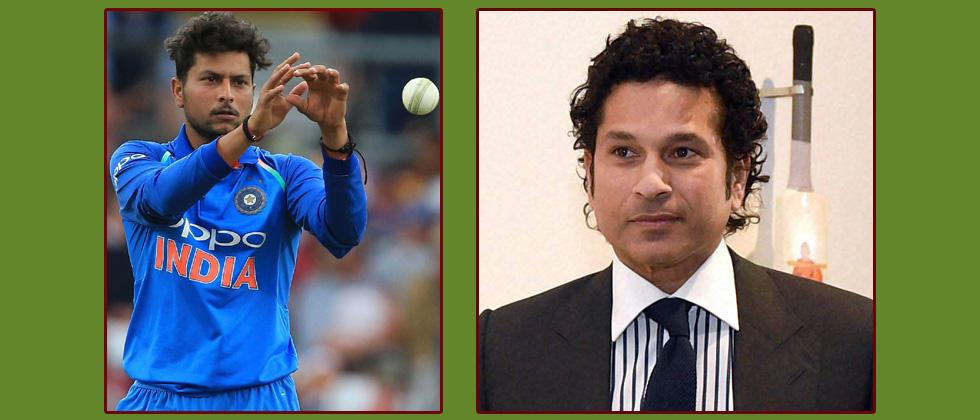 Tendulkar backs Kuldeep to shine in England tests