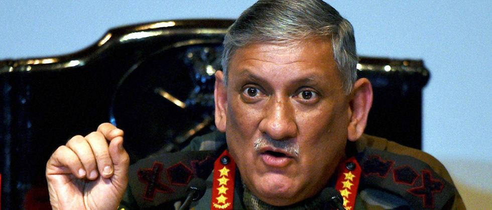 Army chief dismisses UN report on alleged rights violations in JK as 'motivated'