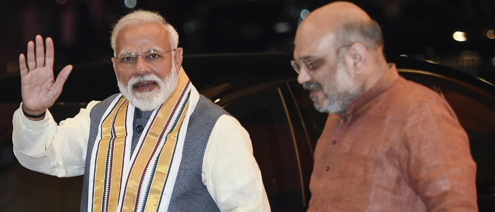 LokSabha 2019: BJP releases first list of 184 LS candidates; Modi to contest from Varanasi, Shah from Gandhinagar