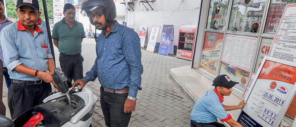 Faux pas: Petrol, diesel prices cut by 1 paisa, not 60 paise