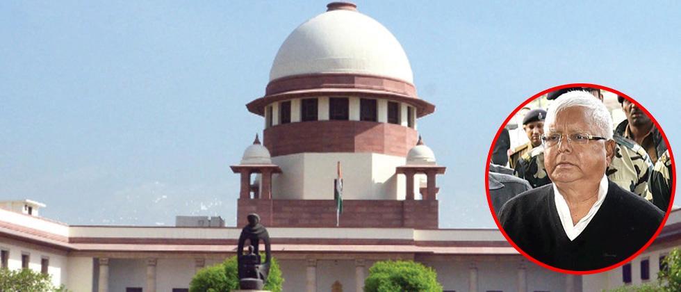 Fodder scam: SC dismisses bail plea of Lalu Prasad Yadav