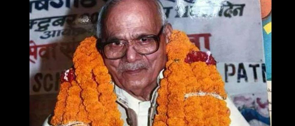 Former Union Minister L.P. Shahi dead at 98