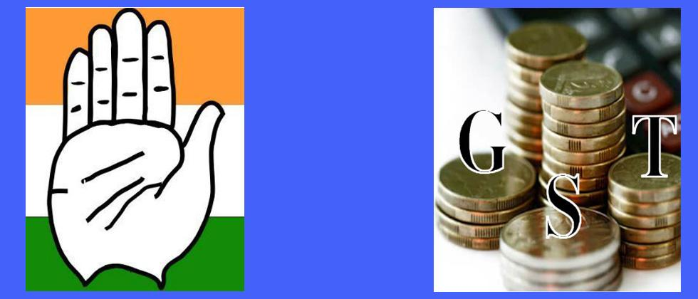 Govt wasted GST chance to put India on growth path: Cong