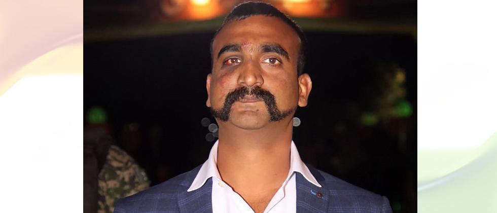 IAF's Abhinandan Varthaman gets Vir Chakra