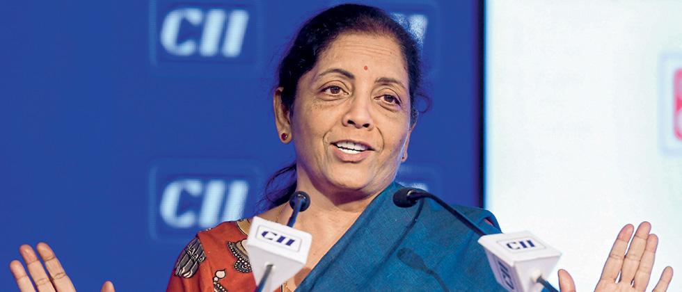 Indian missiles evince interest: Sitharaman