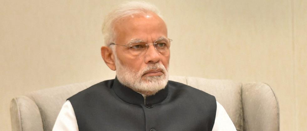 PM Modi conferred with Seoul Peace Prize