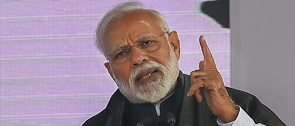 Pulwama attack shows time for talks with Pakistan over: PM