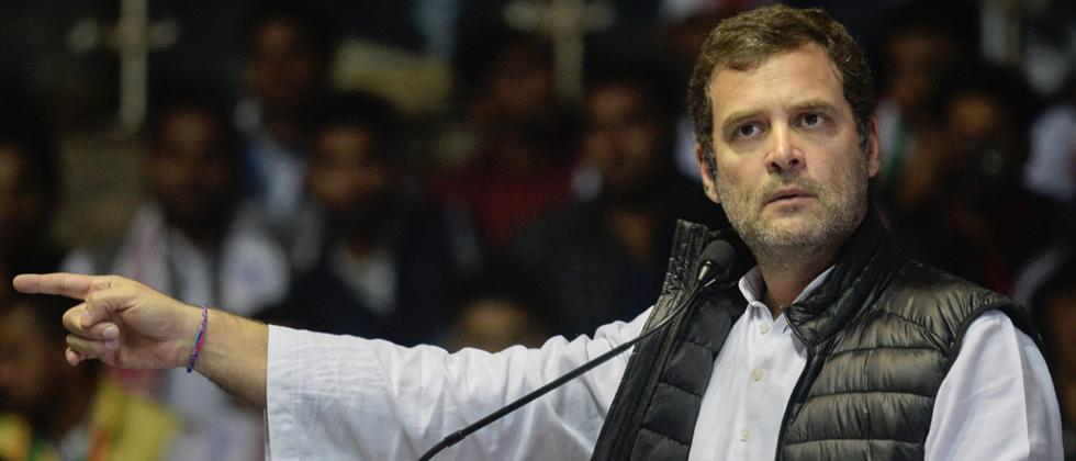Rahul attacks PM on Rafale; alleges he 'sold' IAF