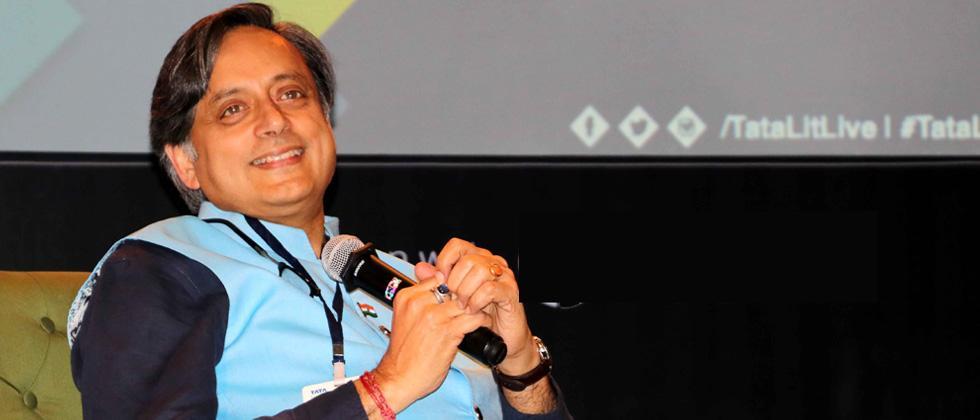 Shashi Tharoor granted anticipatory bail