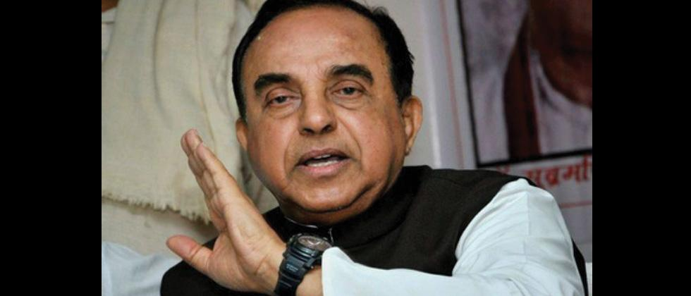 Compulsory linking of Aadhaar a threat to national security: Subramanian Swamy