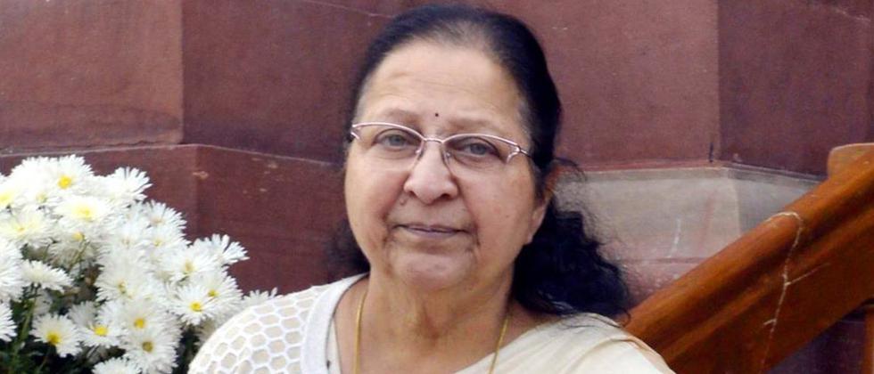 LokSabha 2019: Sumitra Mahajan not to contest LS polls, says have freed party to make its choice
