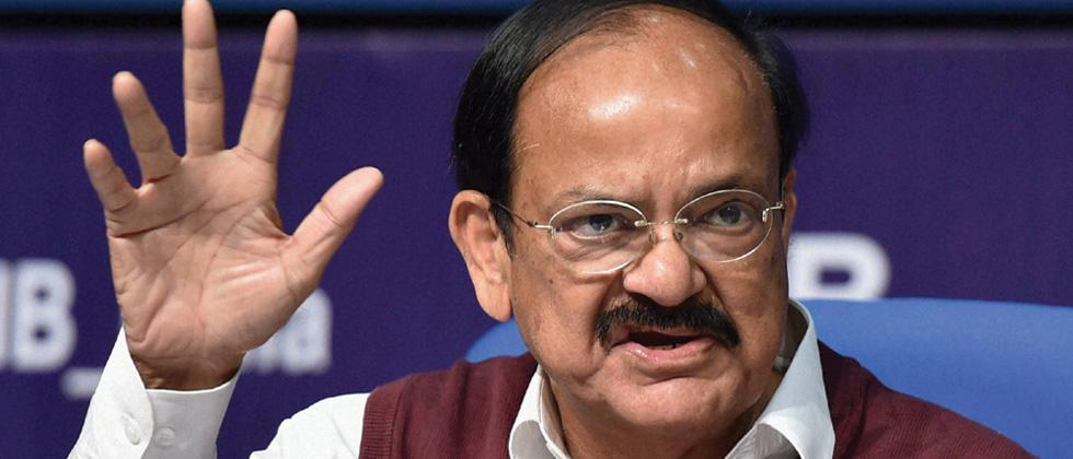 More than new law, political & admin will required to counter social evils: Naidu