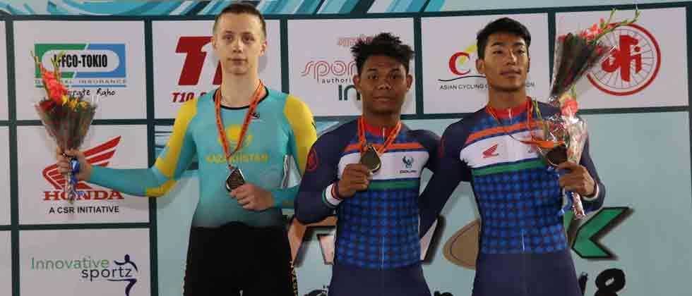Esow Alben and Mayuri Lute shine as India triumphs