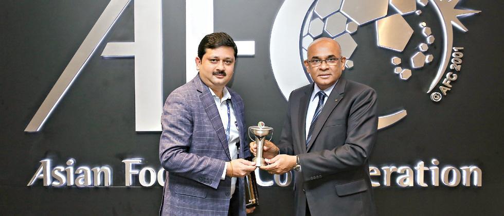 Bengaluru FC face Altyn Asyr FK in Inter-Zone semi-final