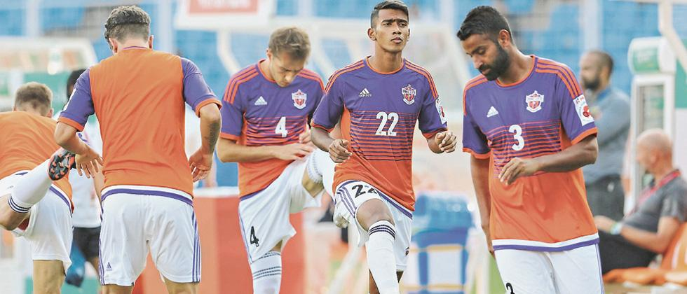 FC Pune City seeks home win in absence of Popovic