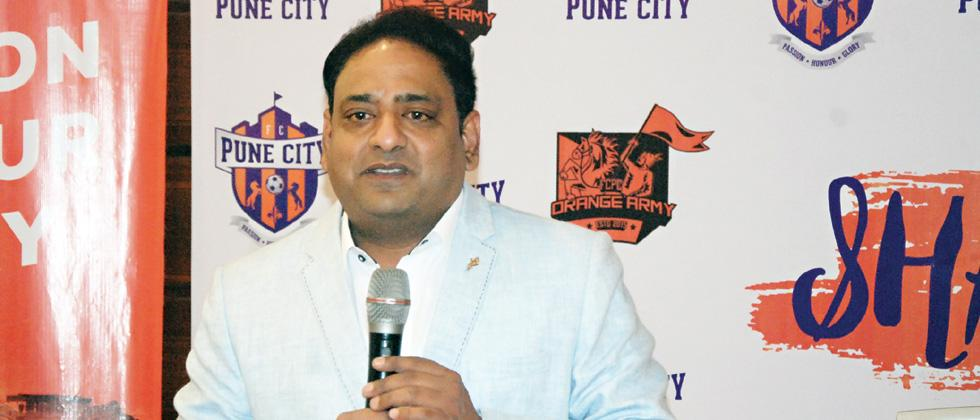 FC Pune City vows to lift the ISL Trophy