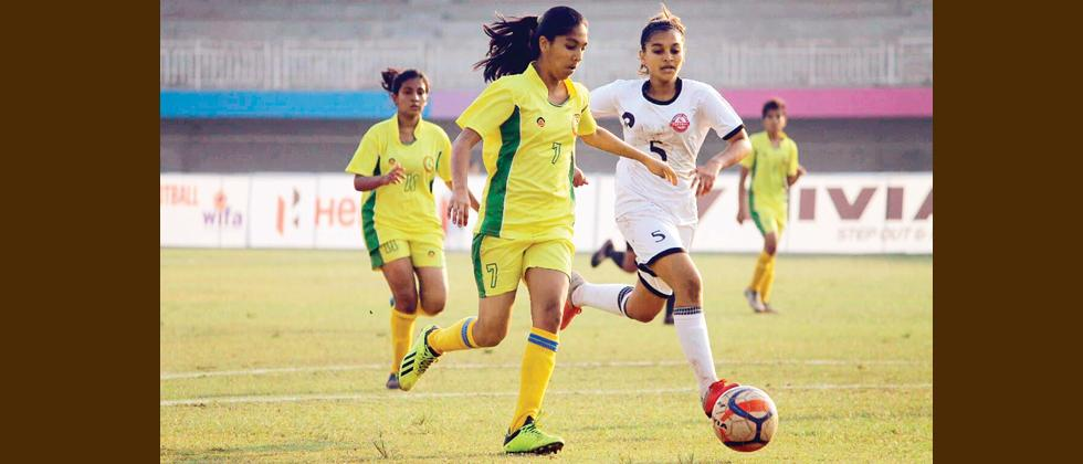 Mizoram, Gujarat snatch last 8 spots in Jr Girls Nationals