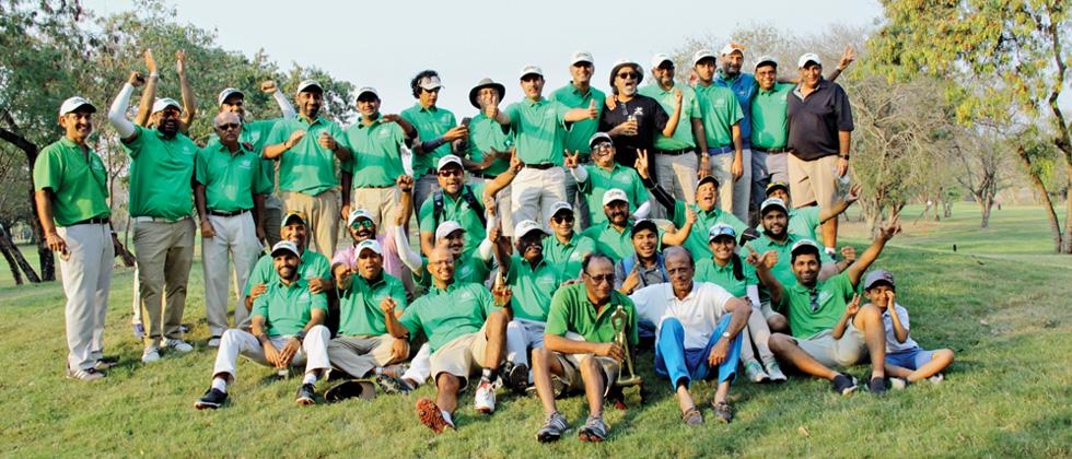 BPGC wins Grover Zampa Club title