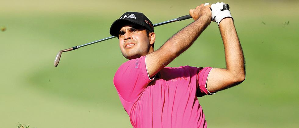 Shubhankar fired up for US Open golf