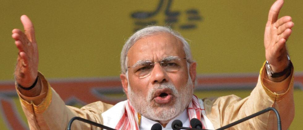 Narmada project will take Gujarat to new heights: PM