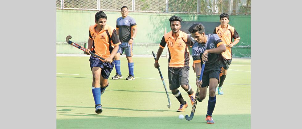 Pune City Police, PCMC and SRPF score contrasting wins