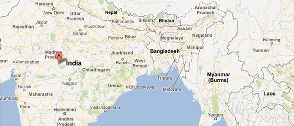 India-Myanmar border sealed