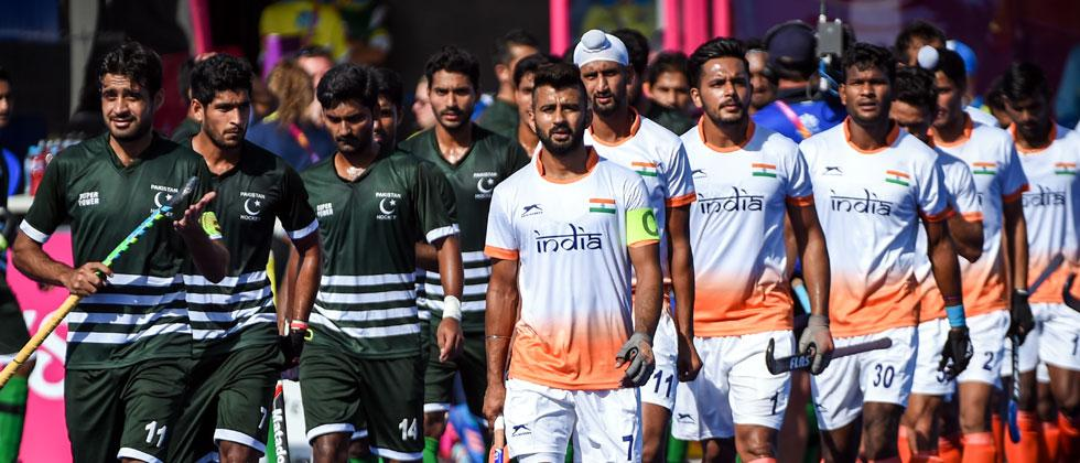 Indian men's hockey team held by last-gasp Pakistan