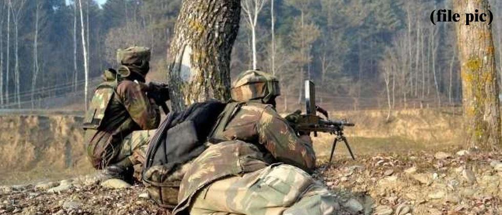 Two LeT terrorists killed in encounter in J-K