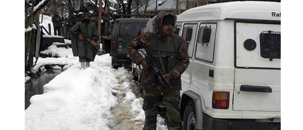 Three gunfights on in Valley, 1 militant killed